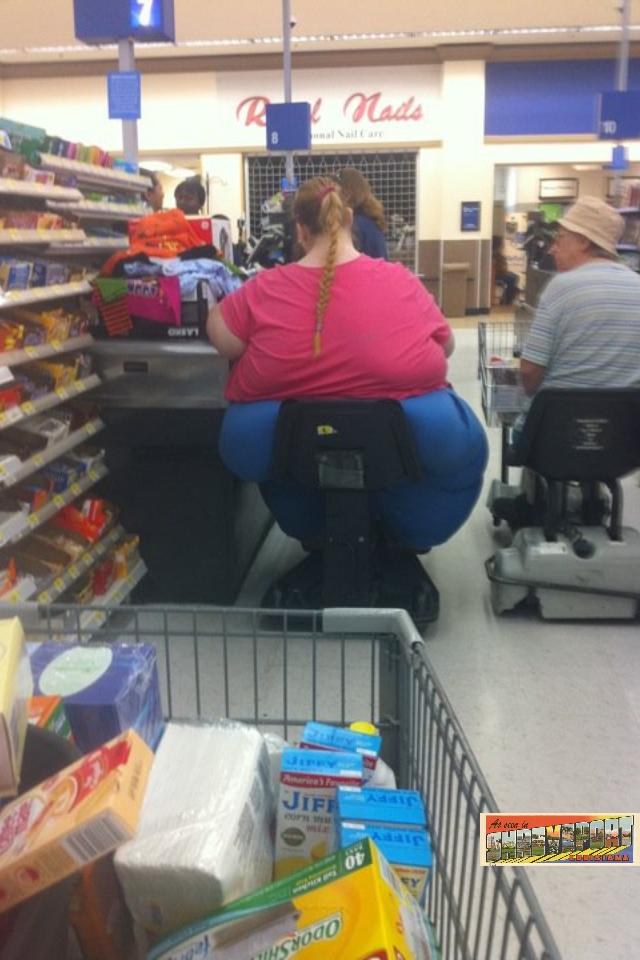 Wal Mart | As Seen In Shreveport